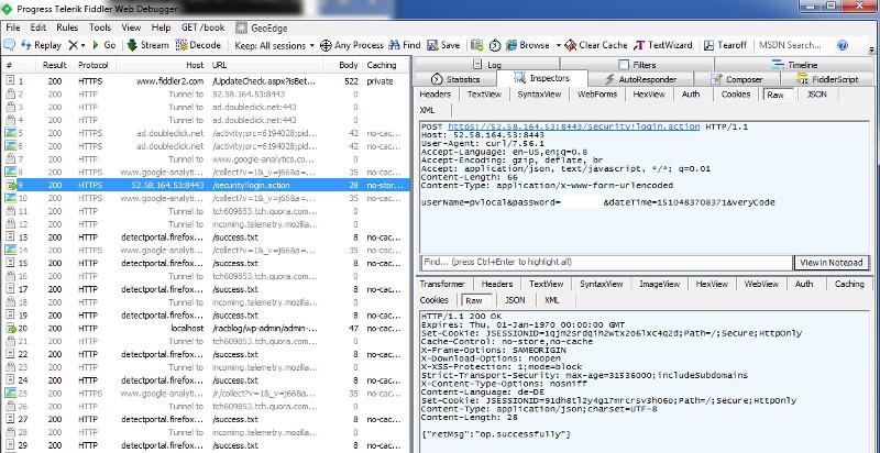 Decrypt HTTPS traffic with Wireshark and Fiddler | Helmut's RAC